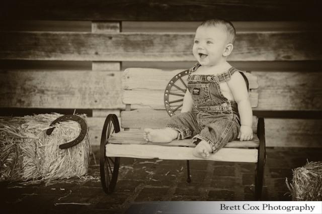 Brady Stockyard Photoshoot