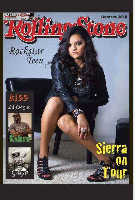 Sierra Rolling Stone