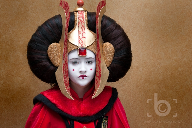 Queen Amidala - All-Con 2013