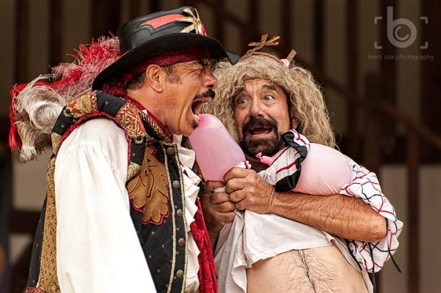 Don Juan & Miguel - Scarborough Renaissance Festival